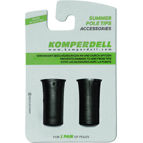 Komperdell Piedini 12mm nero